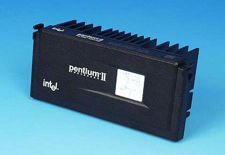 Pentium II Chip