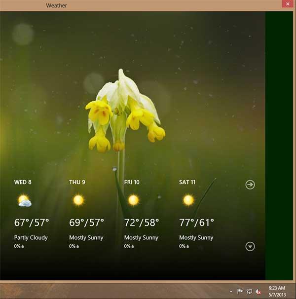 Close Windows 8 App