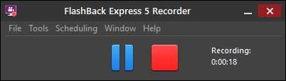 FlashBack Express Screen Recorder