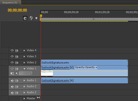 Adobe Premiere Blur Effect