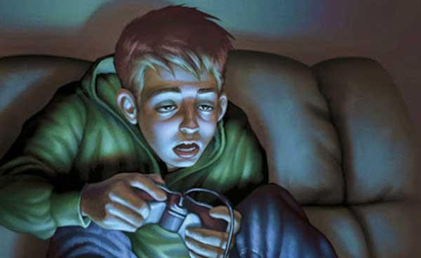 Video Game Binging