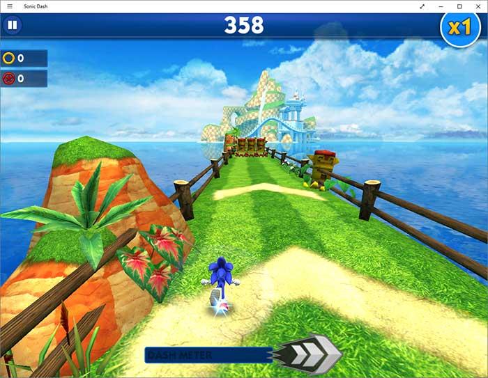 Windows App Sonic